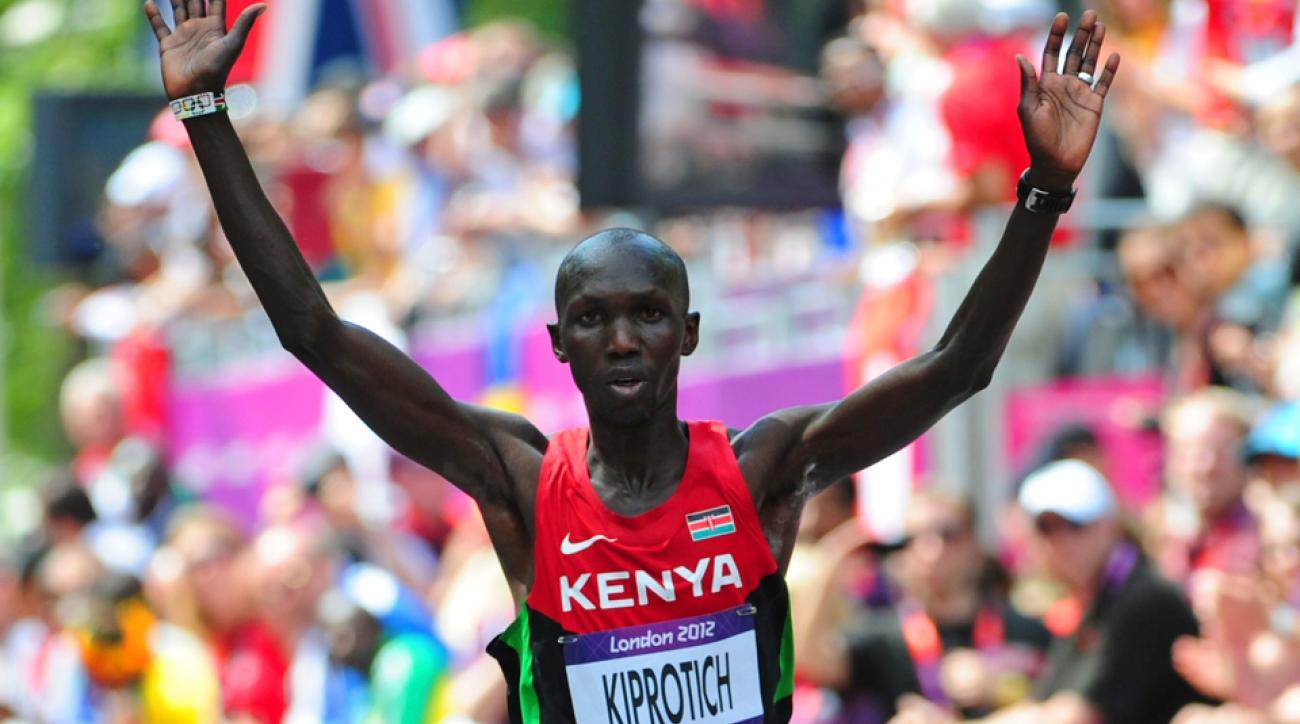 wilson kipsang 2016 olympic marathon trials kenya