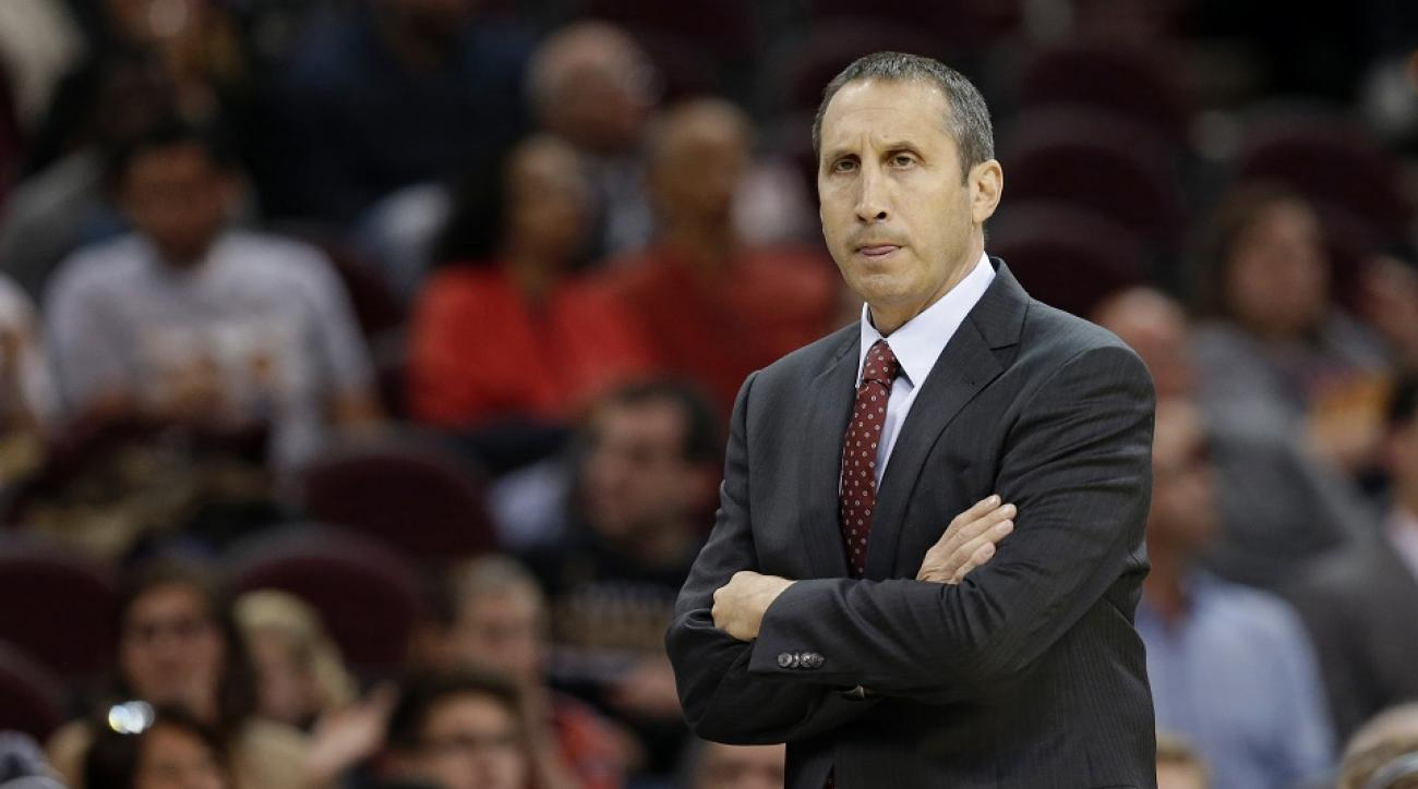 What does David Blatt have in store for awkward media moments in 2015-16?