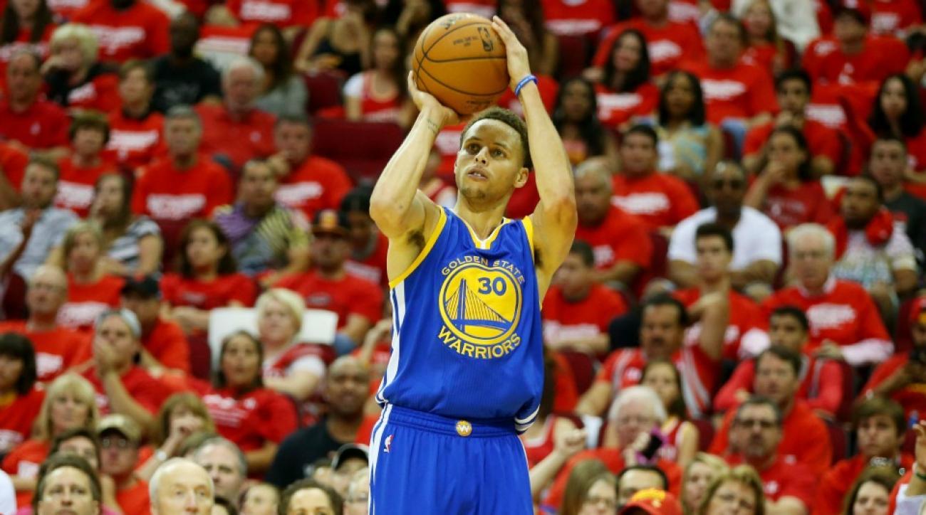 Golden State Warriors' Stephen Curry gets a wax figure