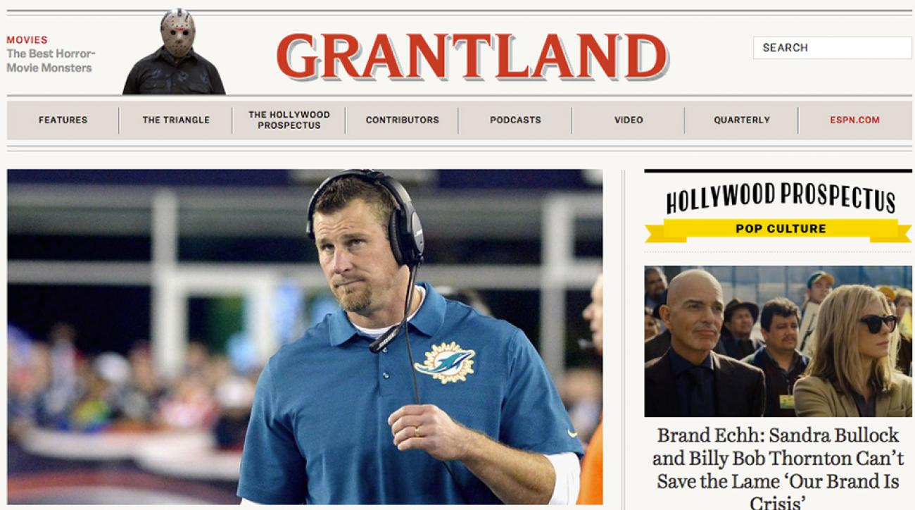 Grantland dead