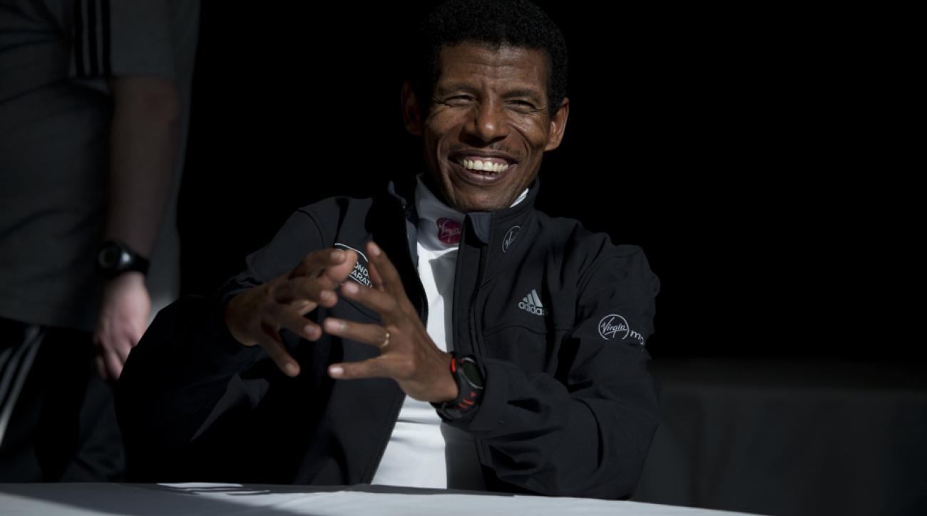 haile gebrselassie retires vs mo farah greatest of all time