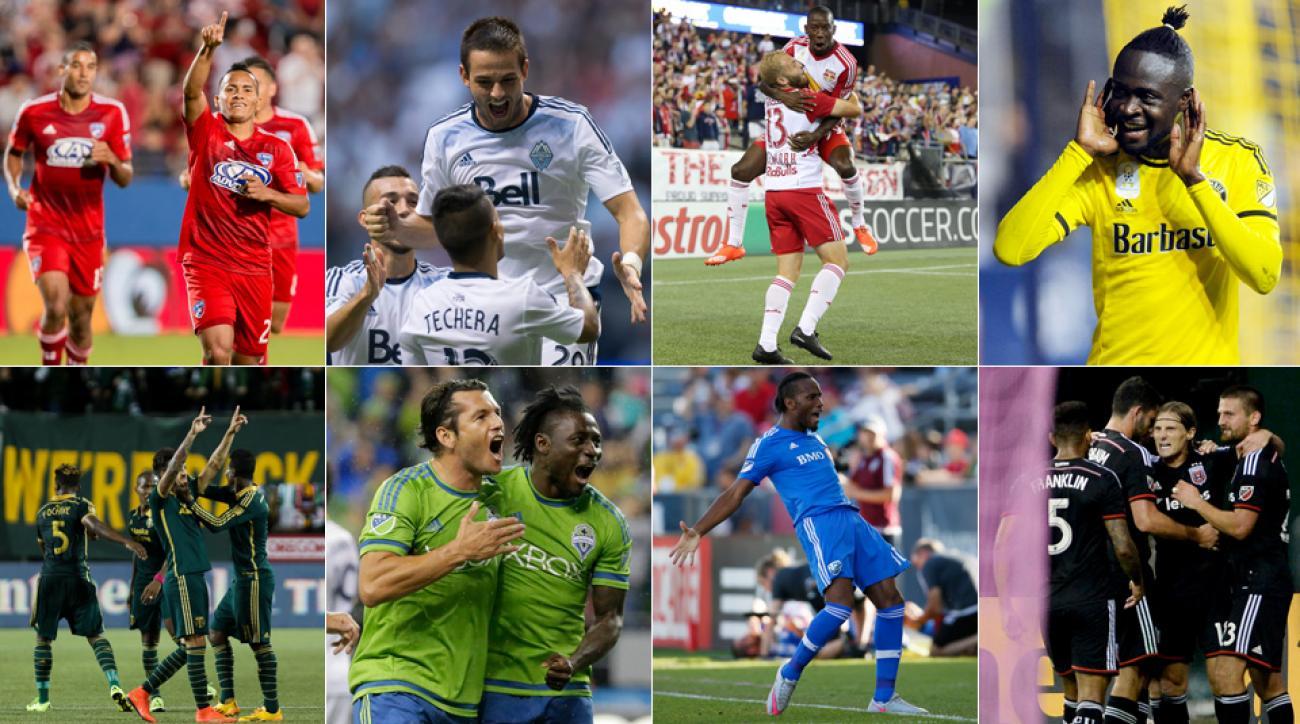 MLS playoffs 2015