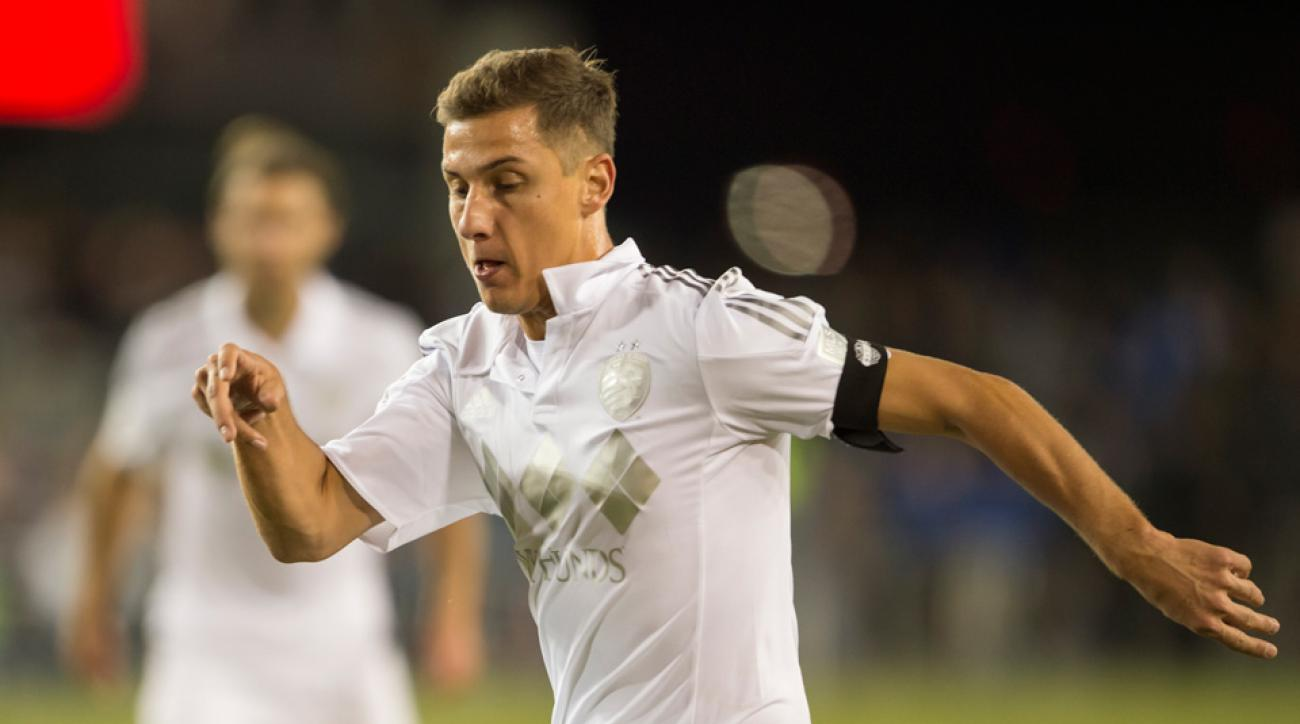 Krisztian Nemeth, Sporting Kansas City