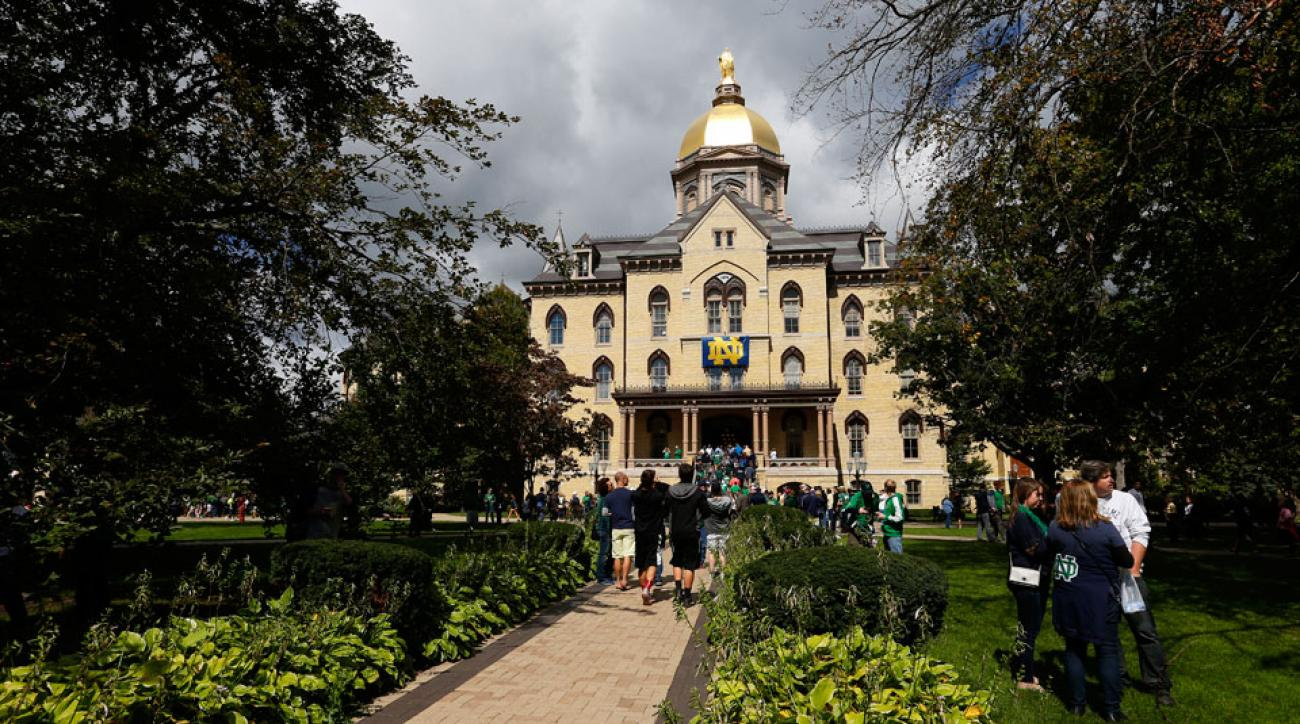 notre dame sex scandal lawsuit sexual harassment