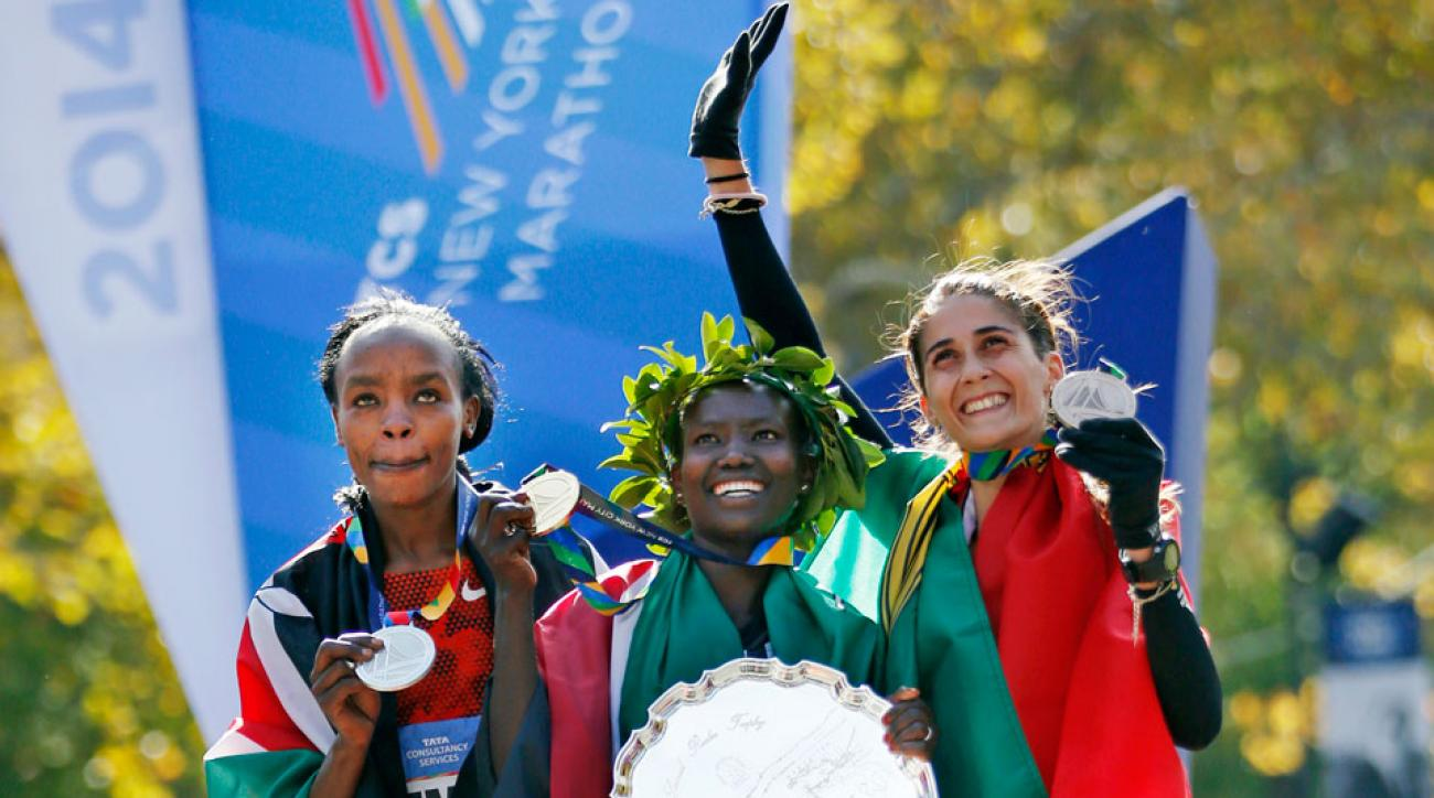 nyc marathon womens race preview mary keitany