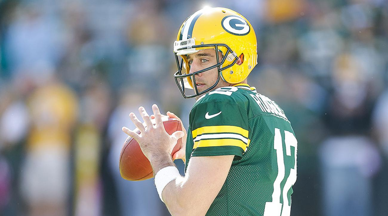 Green Bay Packers Aaron Rodgers