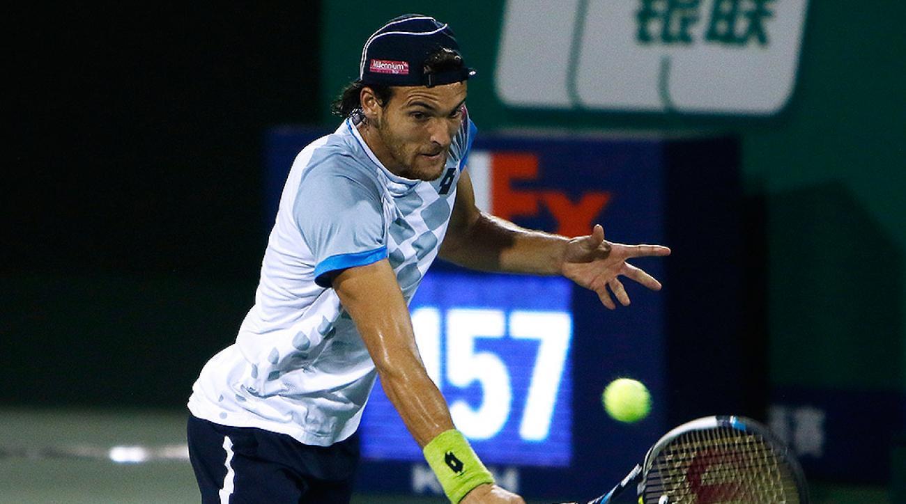 Joao Sousa Valencia Open