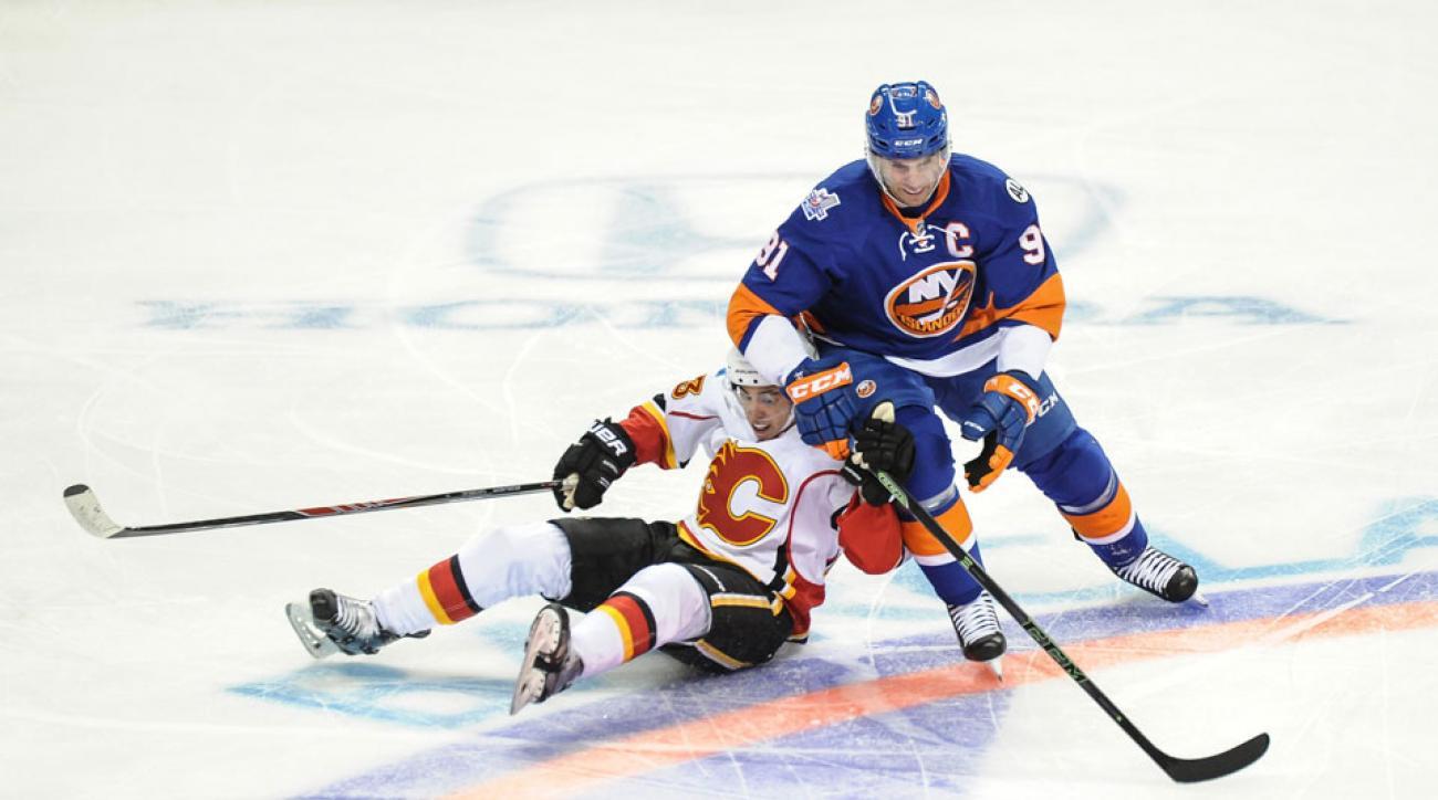New York Islanders John Tavares injury update