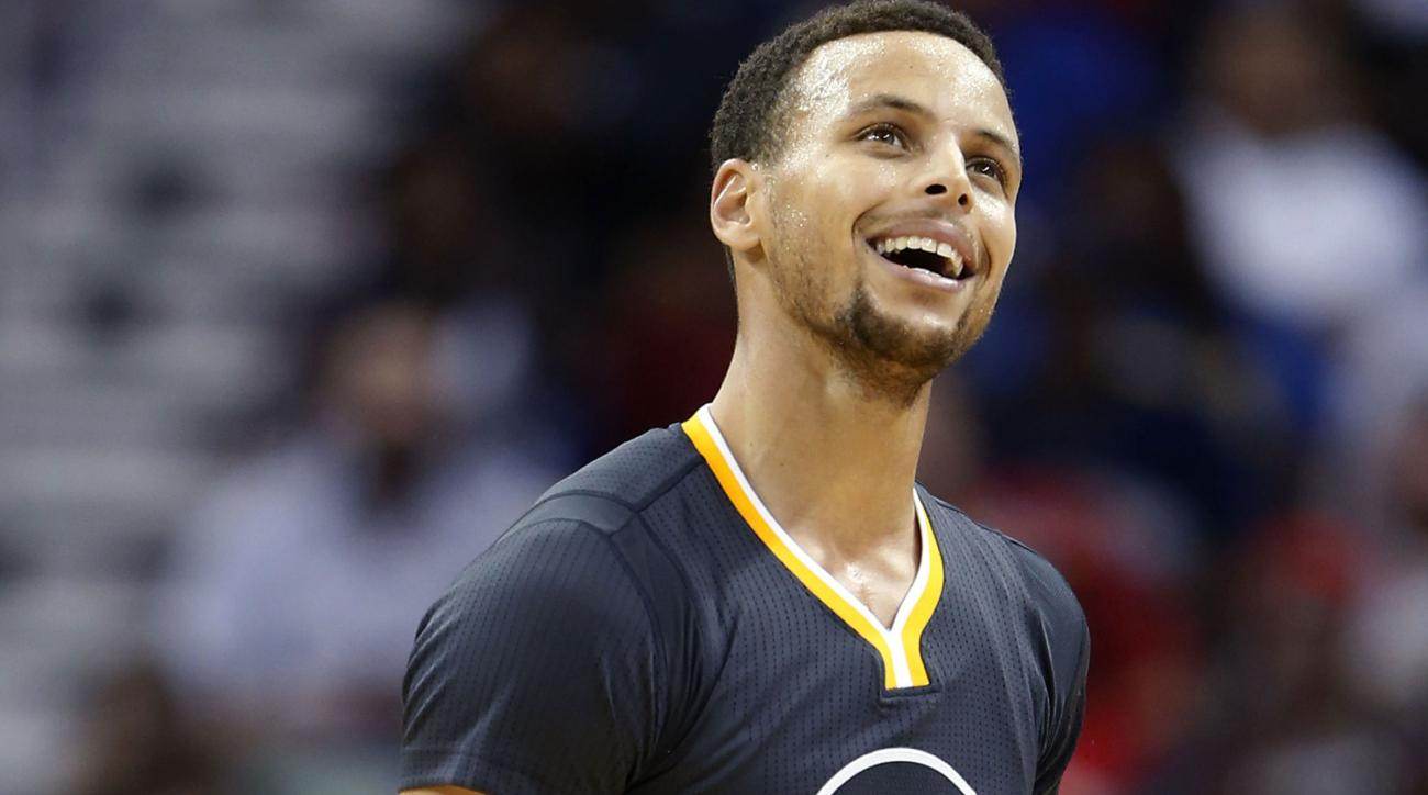 stephen curry warriors pelicans points video highlights