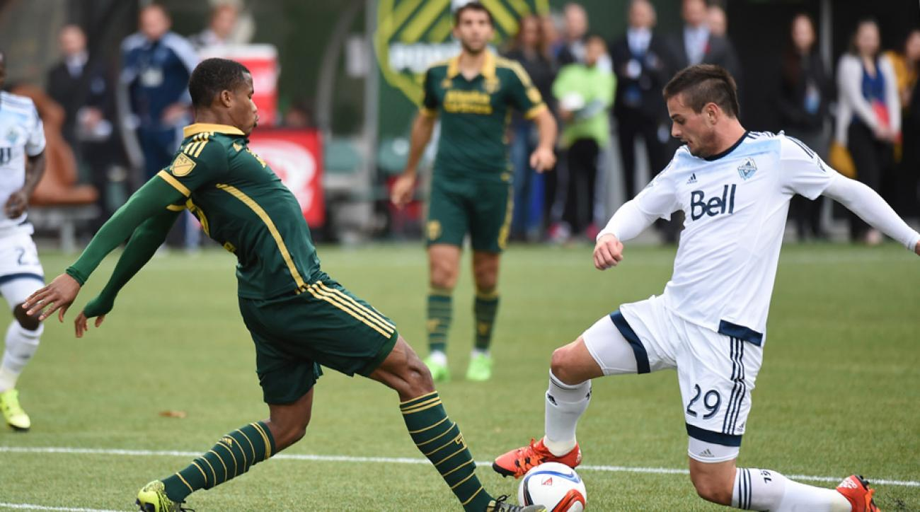 Portland Timbers, Vancouver Whitecaps in the MLS playoffs