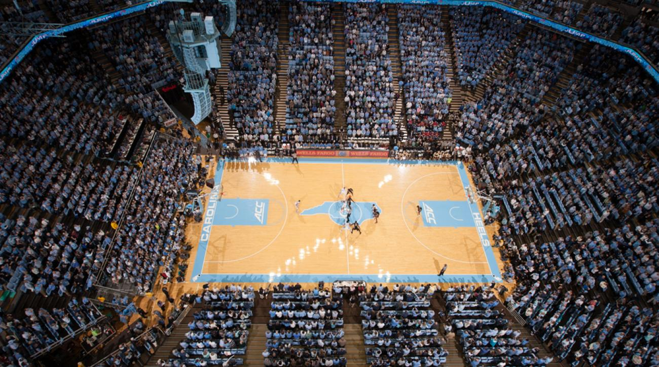 ap top 25 poll basketball unc preseason
