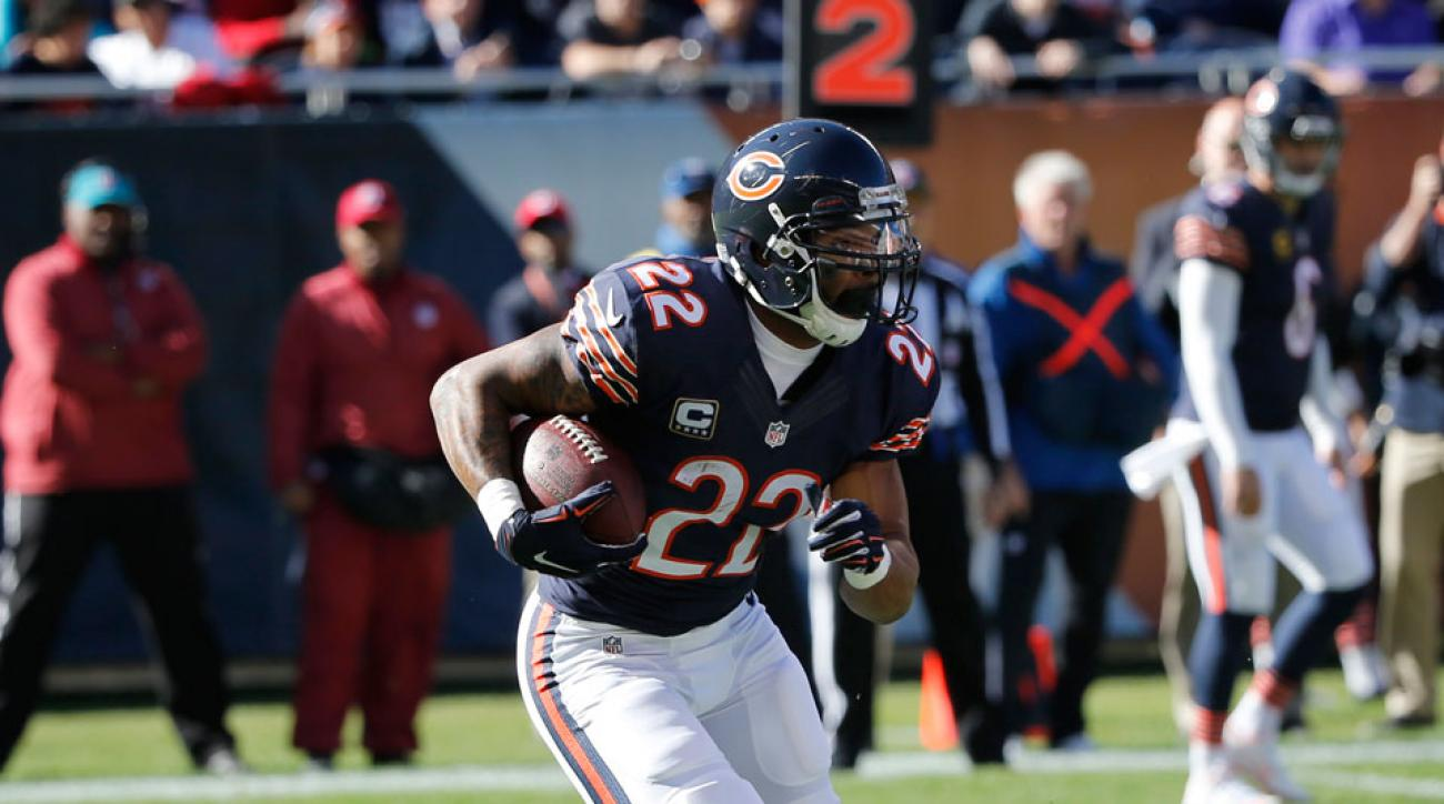 Chicago Bears Matt Forte knee injury status surgery