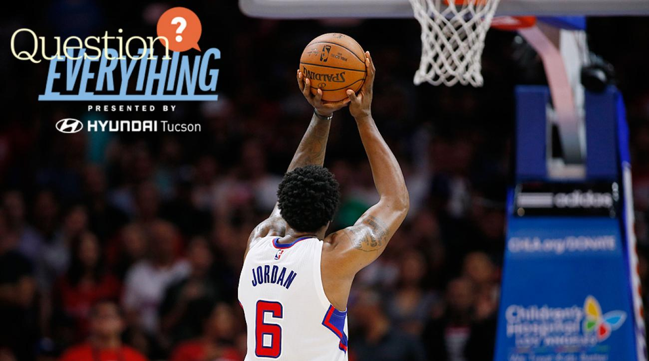 DeAndre Jordan: Should NBA change intentional fouling rules?