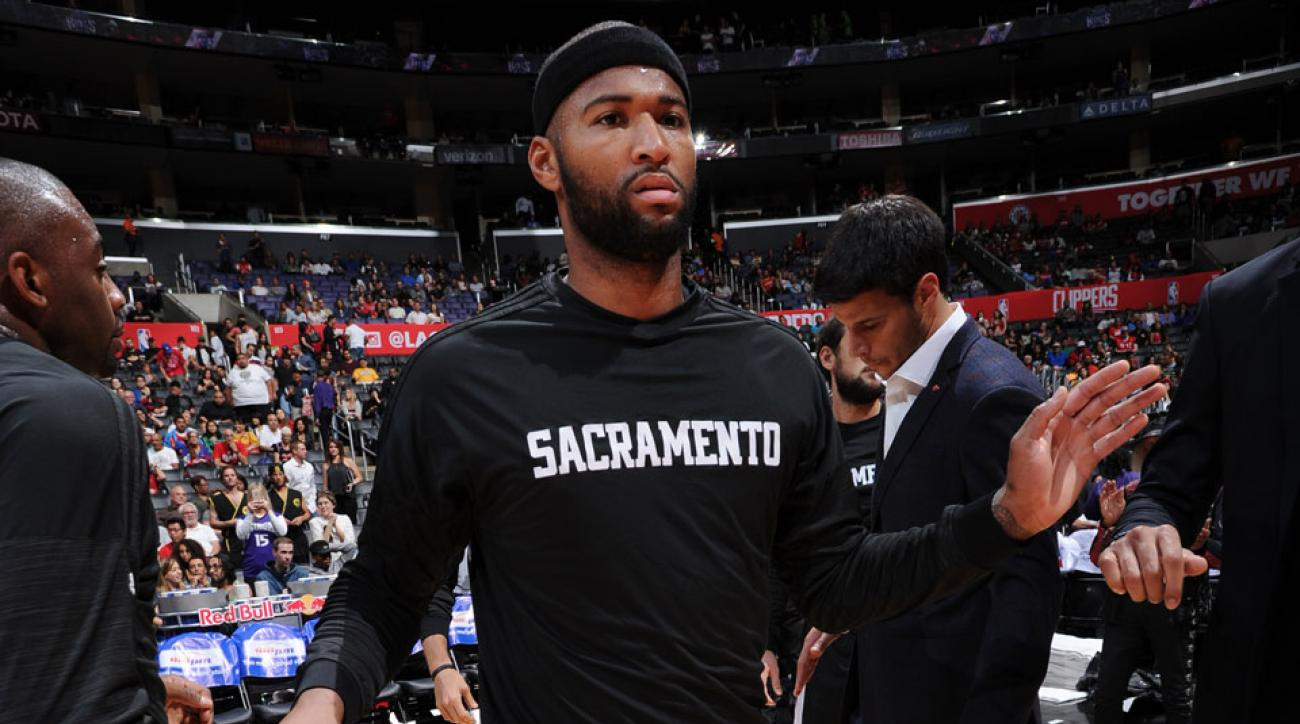 demarcus cousins achilles injury sacramento kings injury