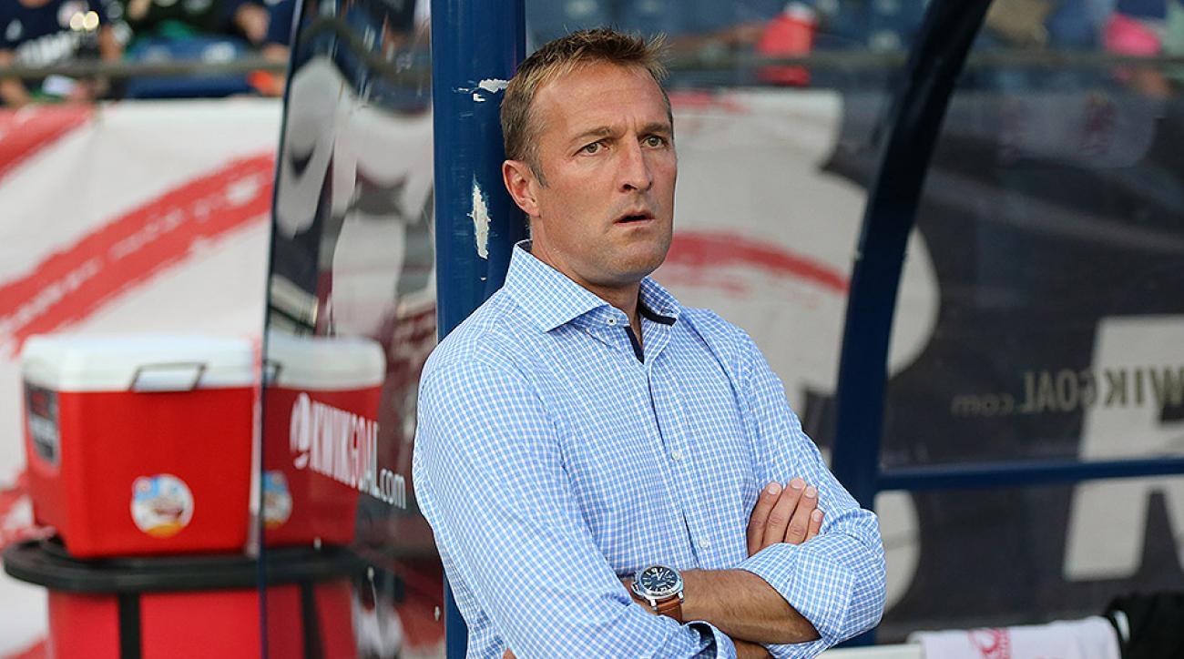 NYCFC fires Jason Kreis