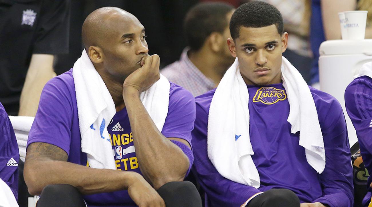 Kobe Bryant Los Angeles Lakers struggles
