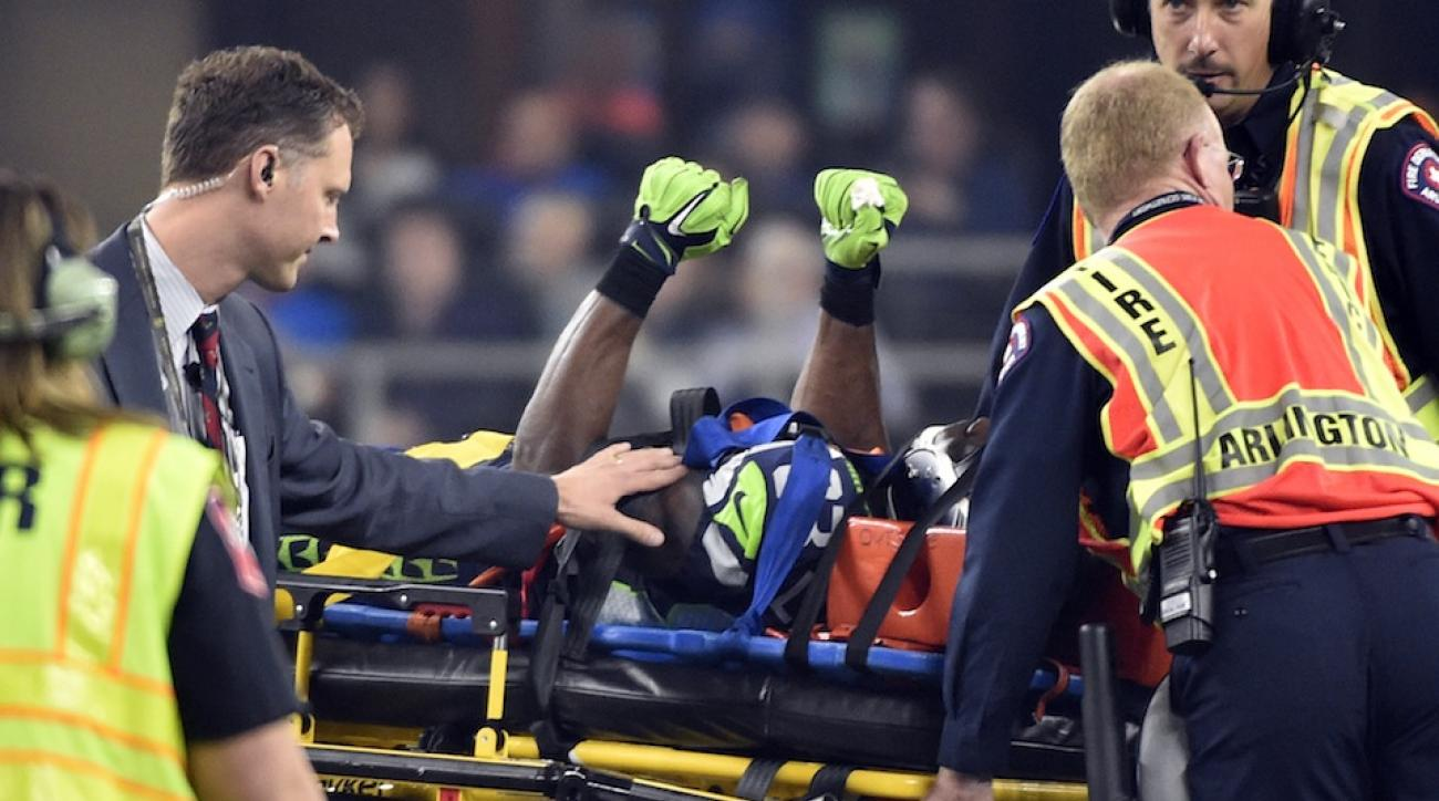 ricardo lockette neck surgery injury update