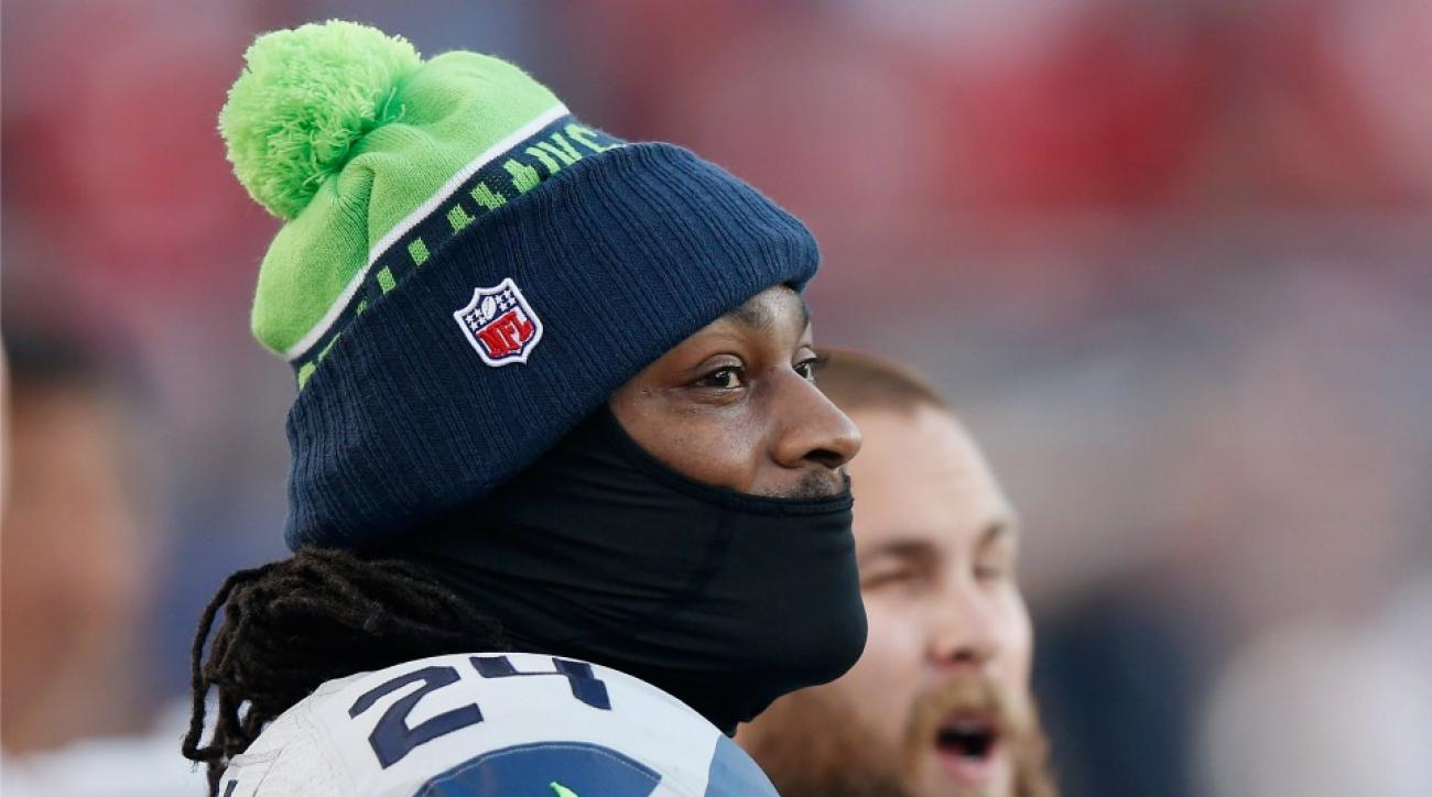 Seattle Seahawks' Marshawn Lynch stars in Call of Duty commercial