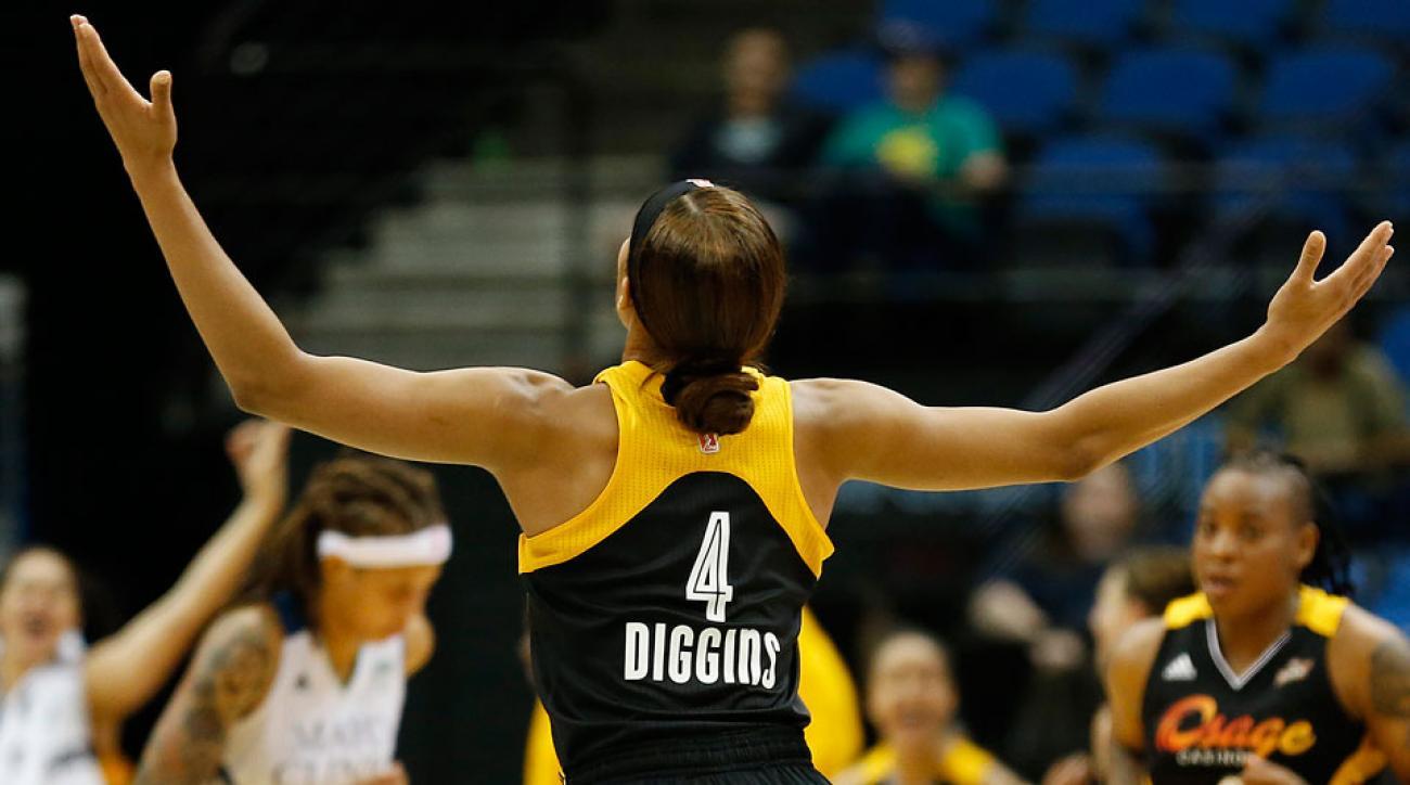 WNBA Dallas Wings new team Tulsa Shock relocation