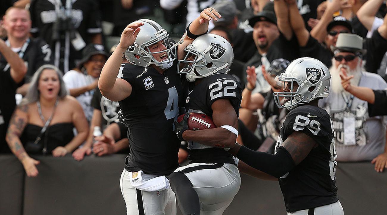 Audibles Podcast: NFL Week 9, Raiders, Kaepernick