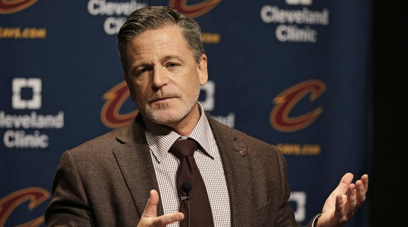 Dan Gilbert is putting his money where his mouth is to try to win an NBA title in Cleveland.