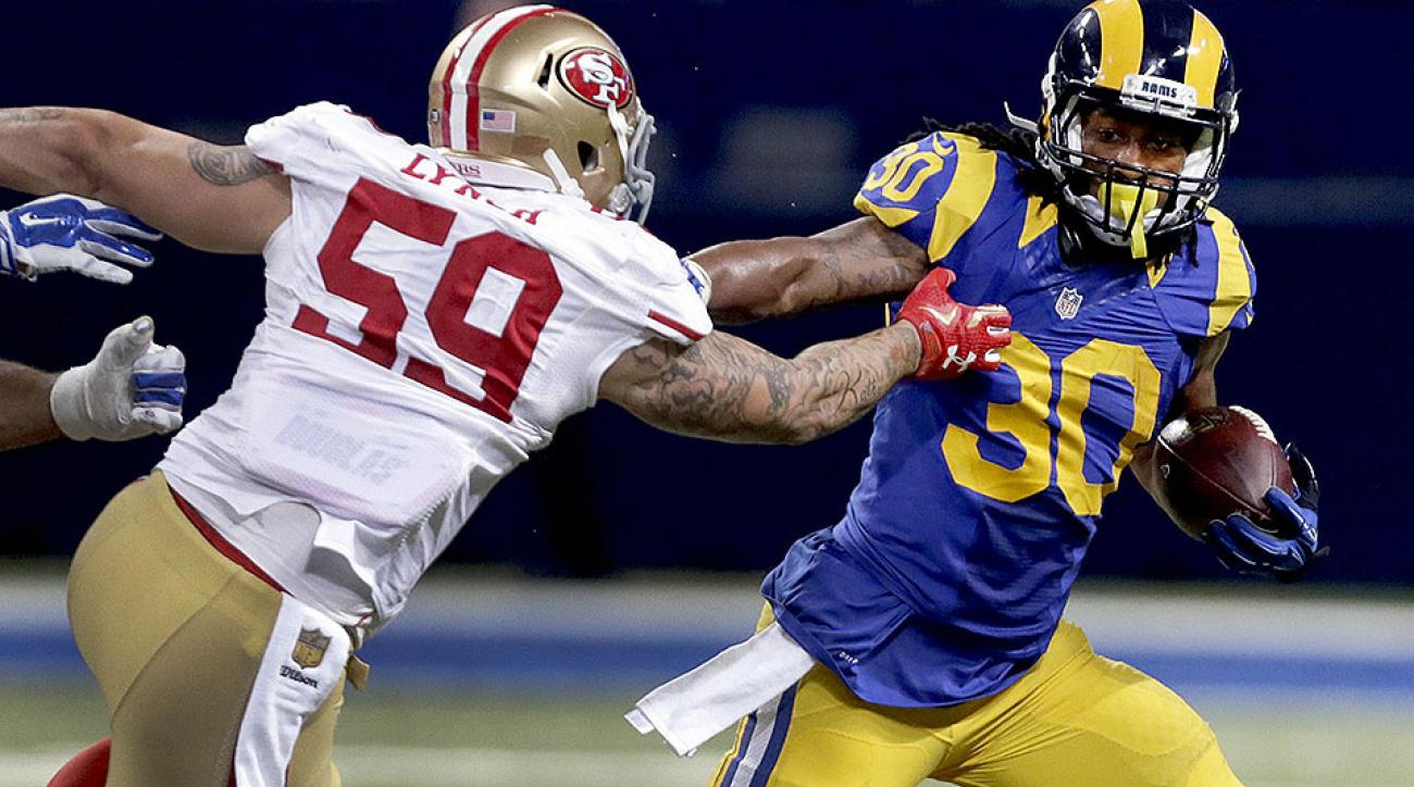 Fantasy football: Rams RB Todd Gurley among NFL's best