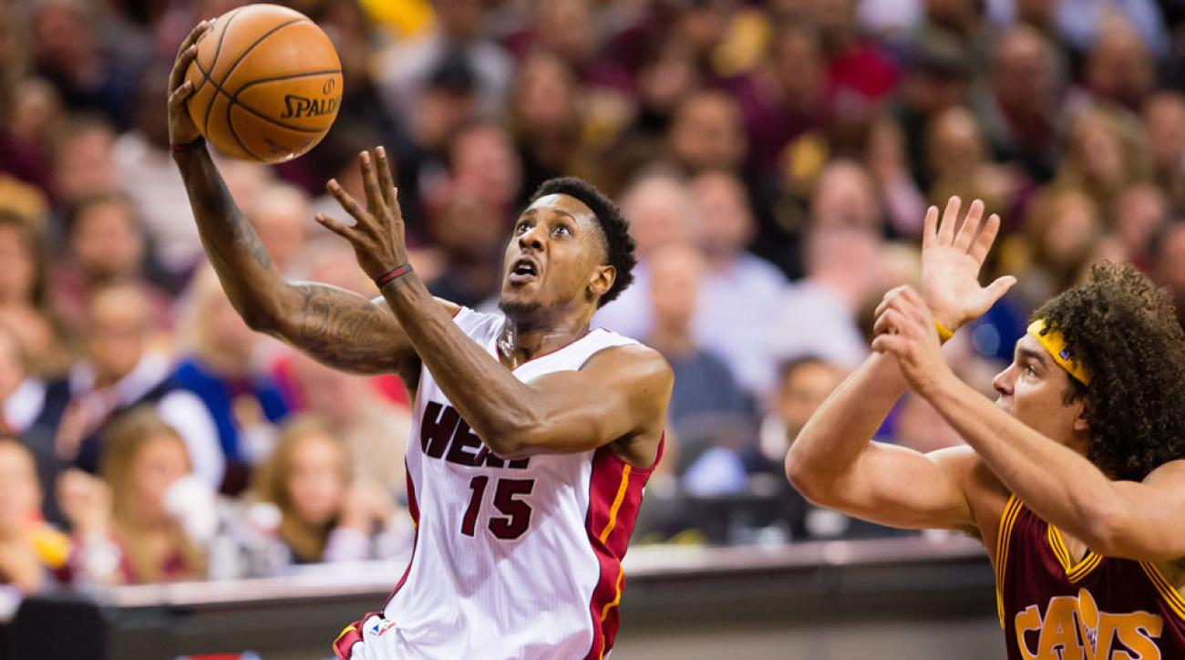 mario chalmers trade rumors miami heat memphis grizzlies