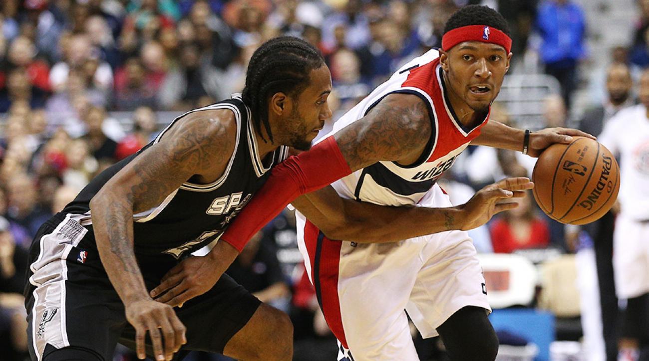 Bradley Beal game-winner Washington Wizards San Antonio Spurs