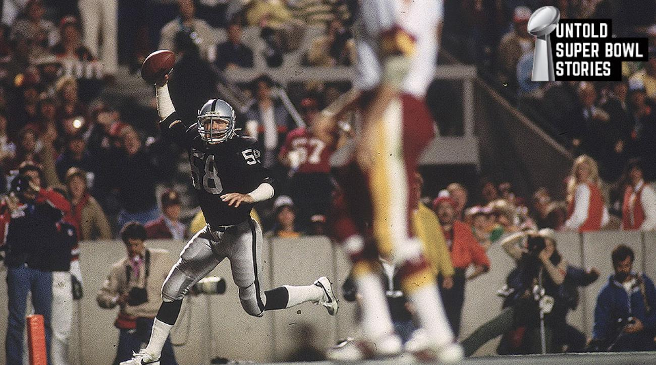 Oakland Raiders: How John Otten won Super Bowl XVIII