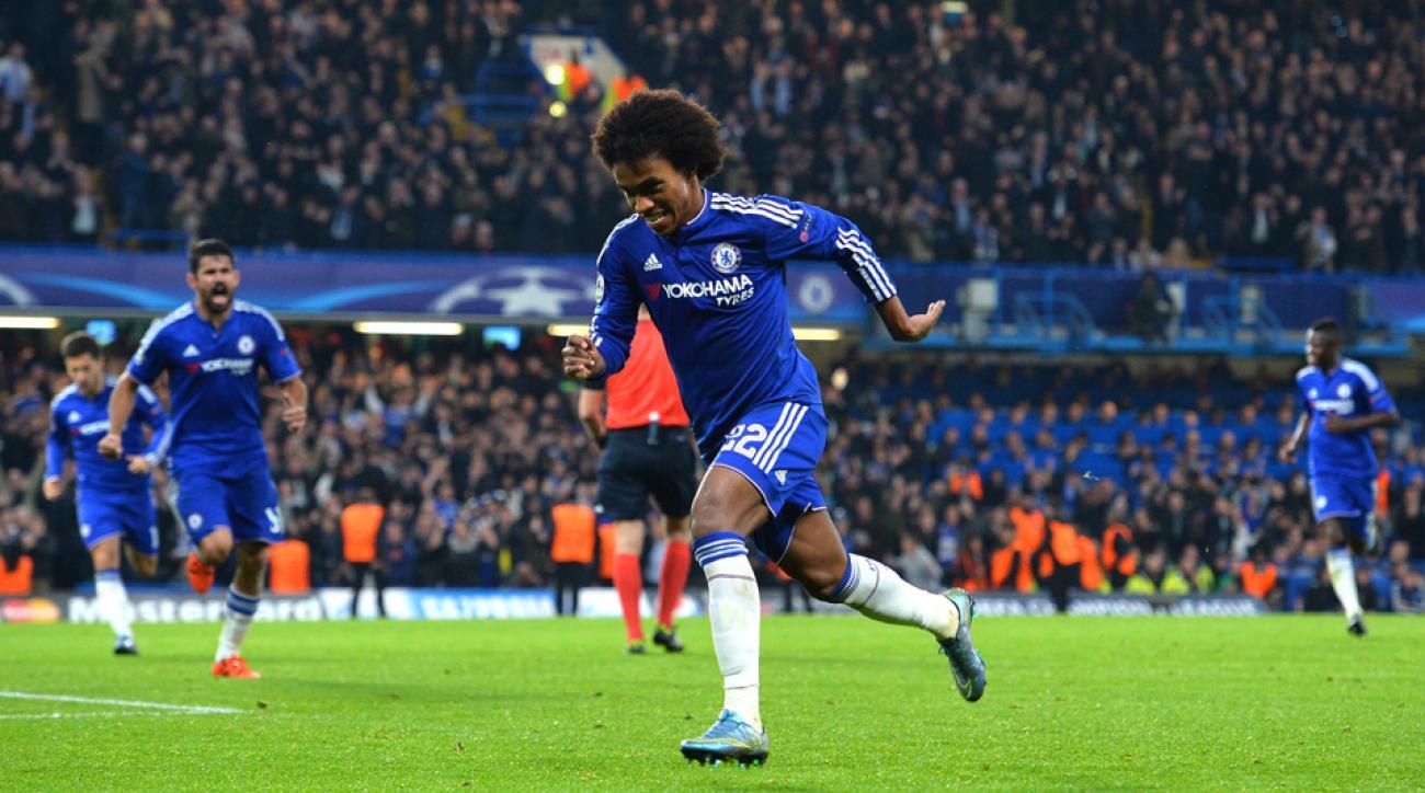 Dynamo Kyjev – Chelsea Facebook: Watch: Willian Free Kick Rescues Chelsea In Champions