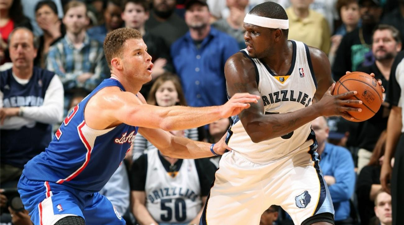 Clippers mock Grizzlies on Twitter after losing to Warriors