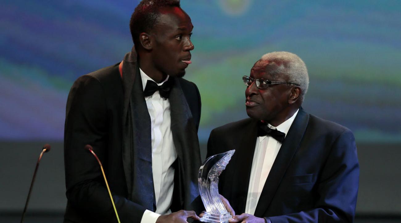 iaaf cancels awards gala lamine diack arrested