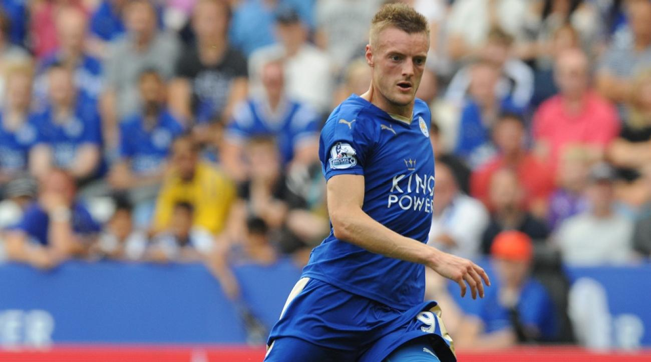 Jamie Vardy is leading surprise side Leicester City to shocking Premier League heights