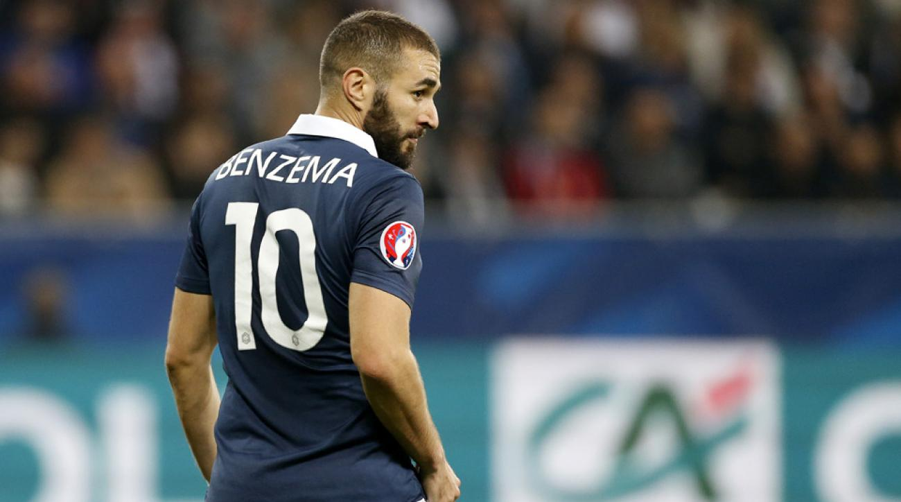 real madrid karim benzema charged conspiracy blackmail sex tape