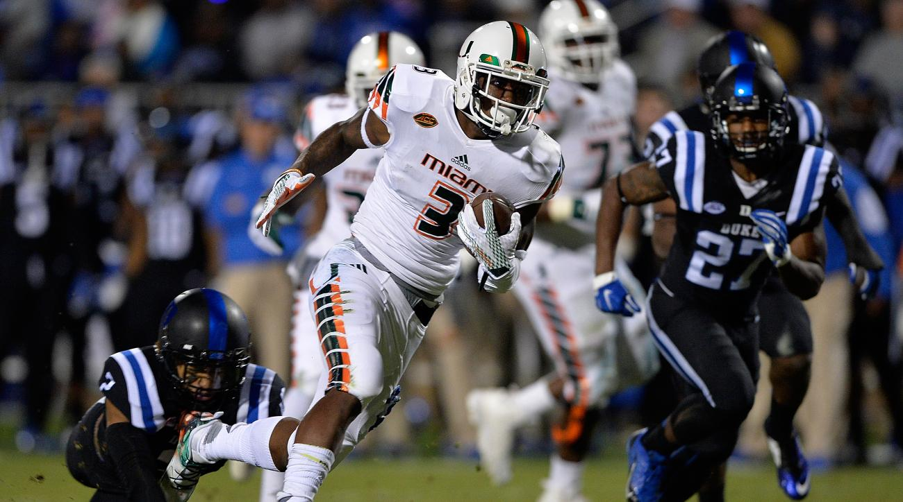 ACC acknowledges other blow calls in Miami vs. Duke game