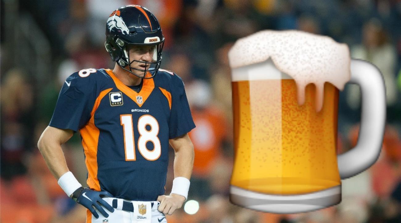 Denver Broncos' Peyton Manning inspires Indianapolis, Denver breweries