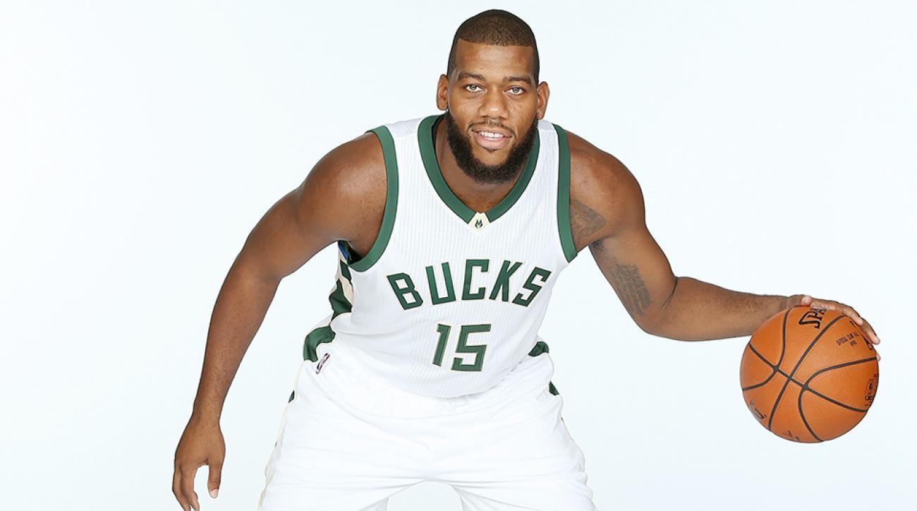 Greg Monroe Milwaukee Bucks New York Knicks