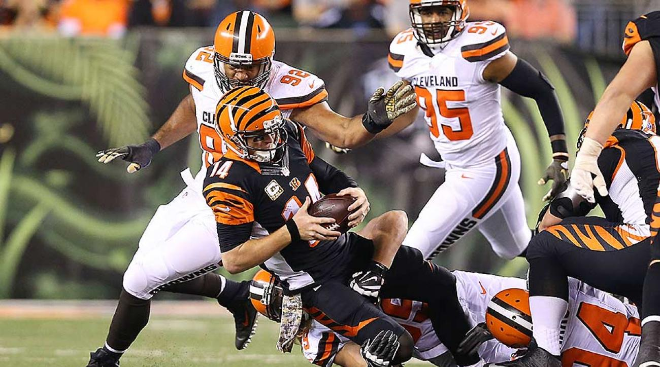 Bengals vs. Browns