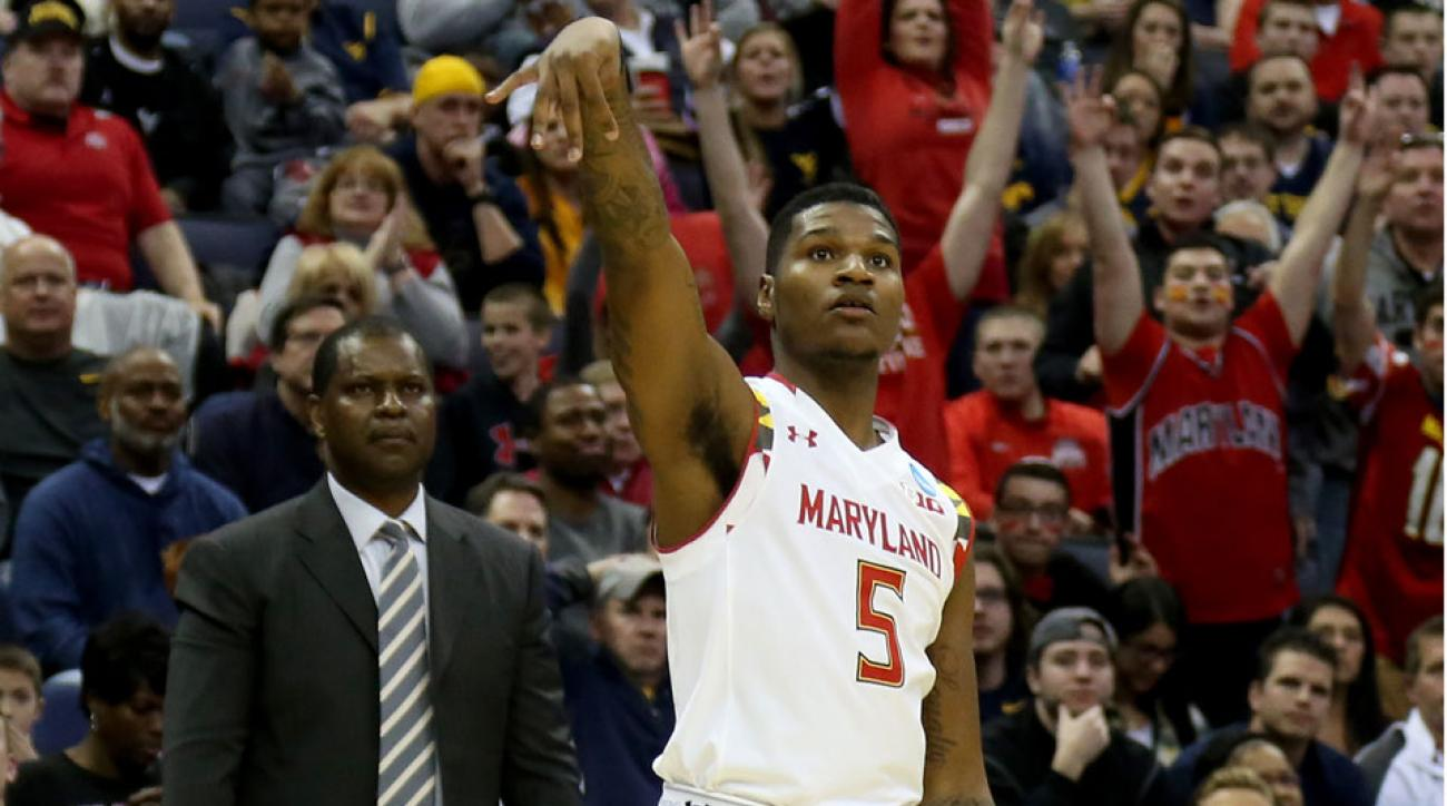 Maryland basketball Dion Wiley knee surgery injury update