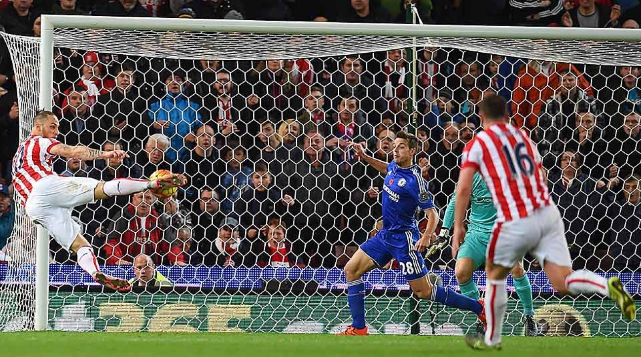 Stoke City vs. Chelsea