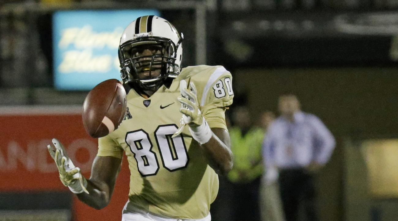 tre'quan smith ucf catch video