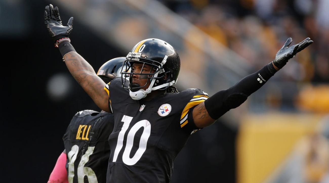 martavis bryant touchdown video watch steelers