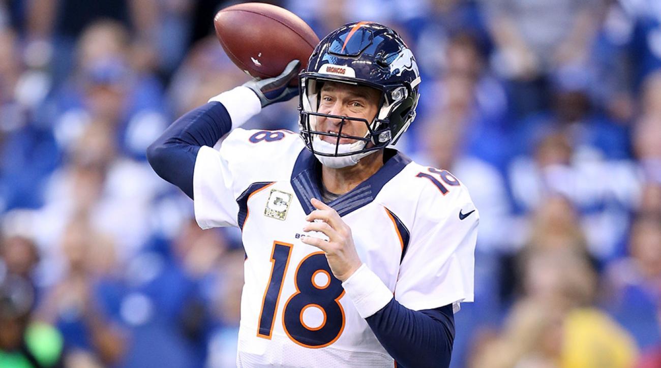 peyton manning emmanuel sanders broncos touchdown video