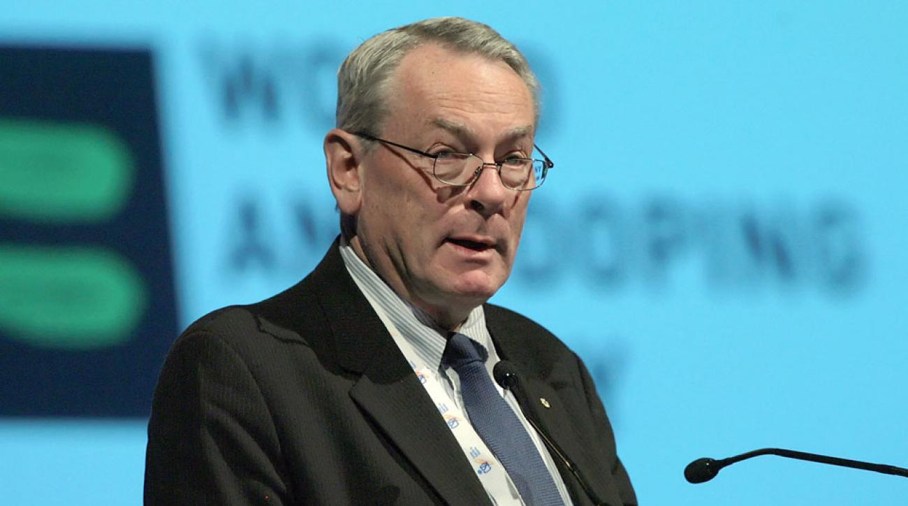 wada doping investigation dick pound