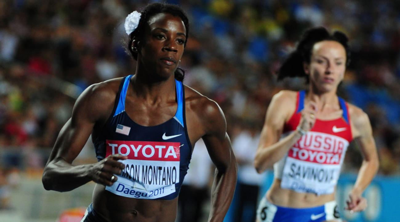 Robbed by Russians: Alysia Montaño reacts to WADA doping report