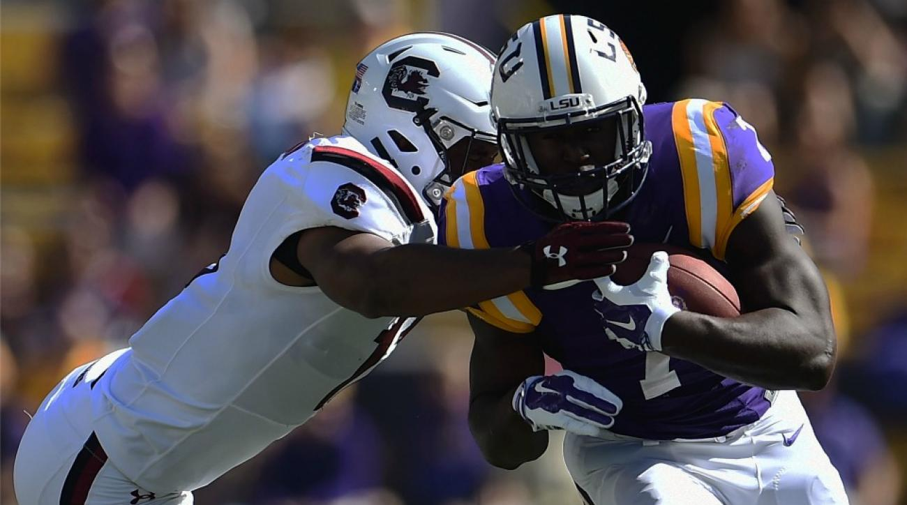 Leonard Fournette jersey auction nets $101,000 for charity
