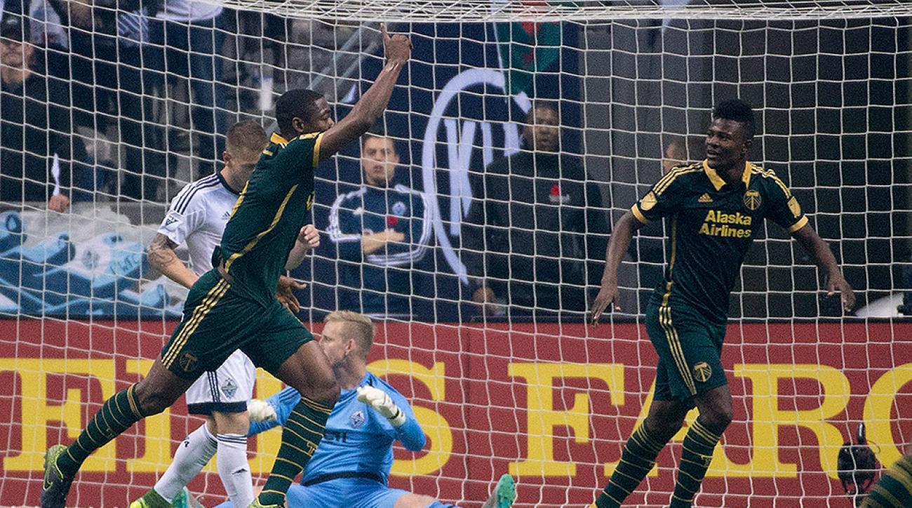 Portland Timbers MLS playoffs