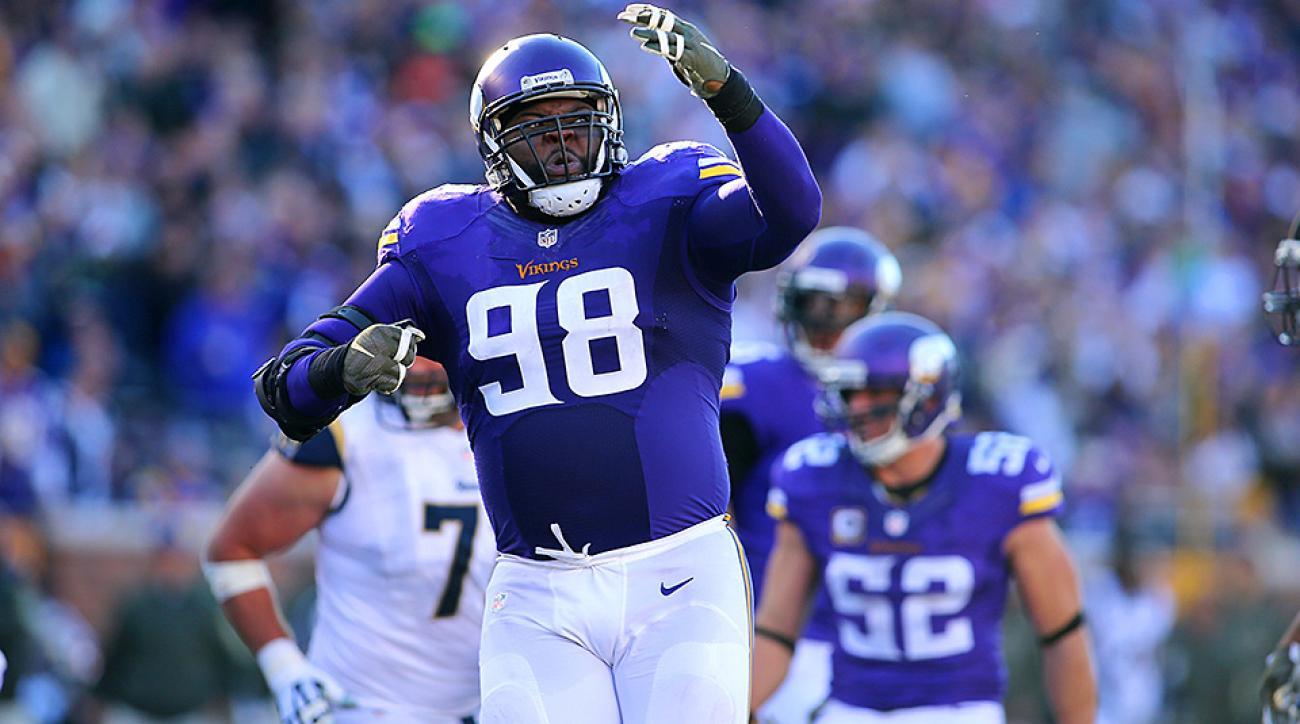 Linval Joseph a key part of Minnesota Vikings rise through NFL