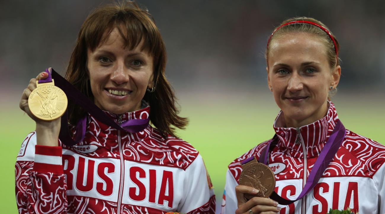 mariya savinova medal stripped russia doping ioc wada investigation iaaf