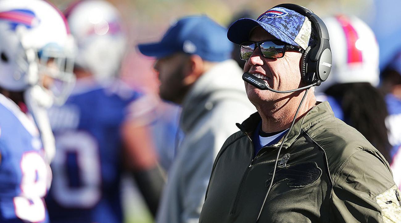 Rex Ryan names IK Enemkpali captain for Bills against Jets